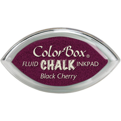 Clearsnap ColorBox Fluid Chalk Cat's Eye Ink Pad - Black Cherry