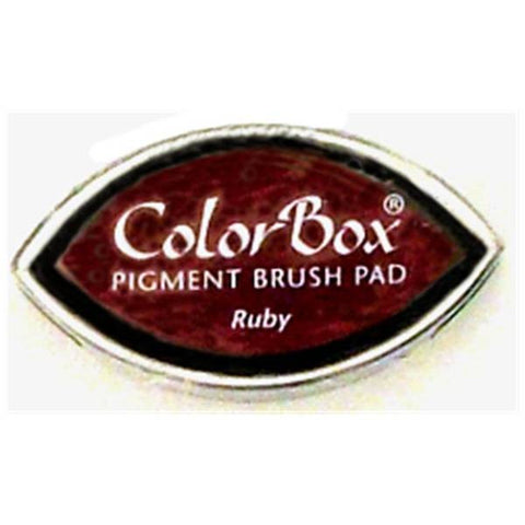 Clearsnap ColorBox Pigment Cat's Eye Ink Pad - Ruby