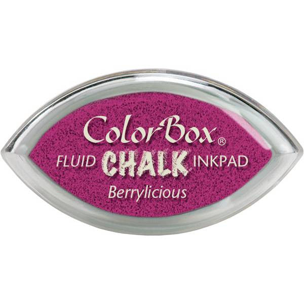 Clearsnap ColorBox Fluid Chalk Cat's Eye Ink Pad - Berrylicious