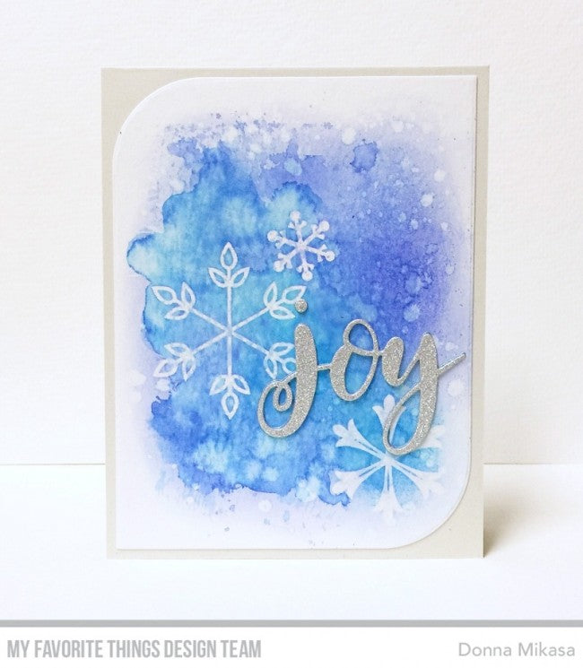 My Favorite Things - Snowflake Splendor