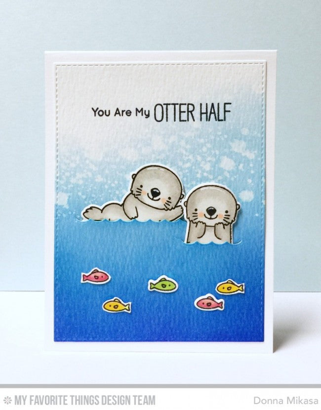 My Favorite Things - Die-Namics - BB Otterly Love You