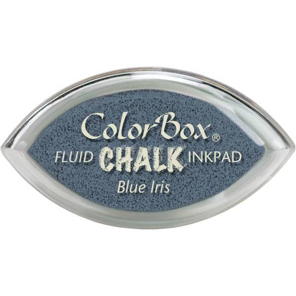 Clearsnap ColorBox Fluid Chalk Cat's Eye Ink Pad - Blue Iris