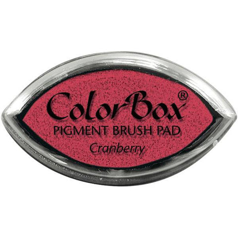 Clearsnap ColorBox Pigment Cat's Eye Ink Pad - Cranberry