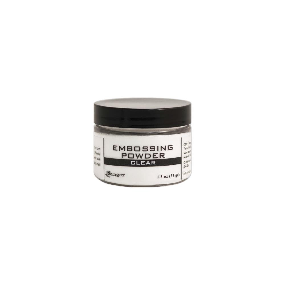 Ranger Clear Embossing Powder 1.3oz