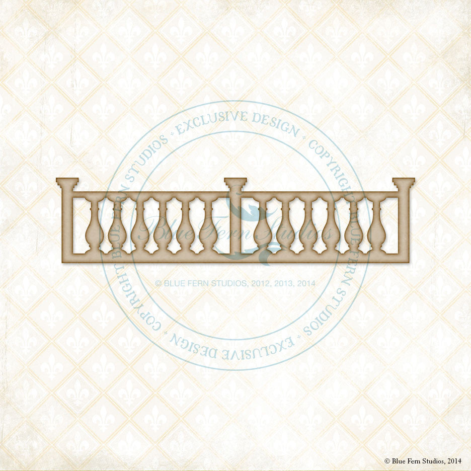 Blue Fern Studios - Estate Railing