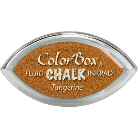 Clearsnap ColorBox Fluid Chalk Cat's Eye Ink Pad - Tangerine