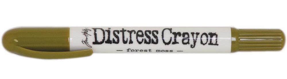 Ranger - Tim Holtz Distress Crayons - Forest Moss