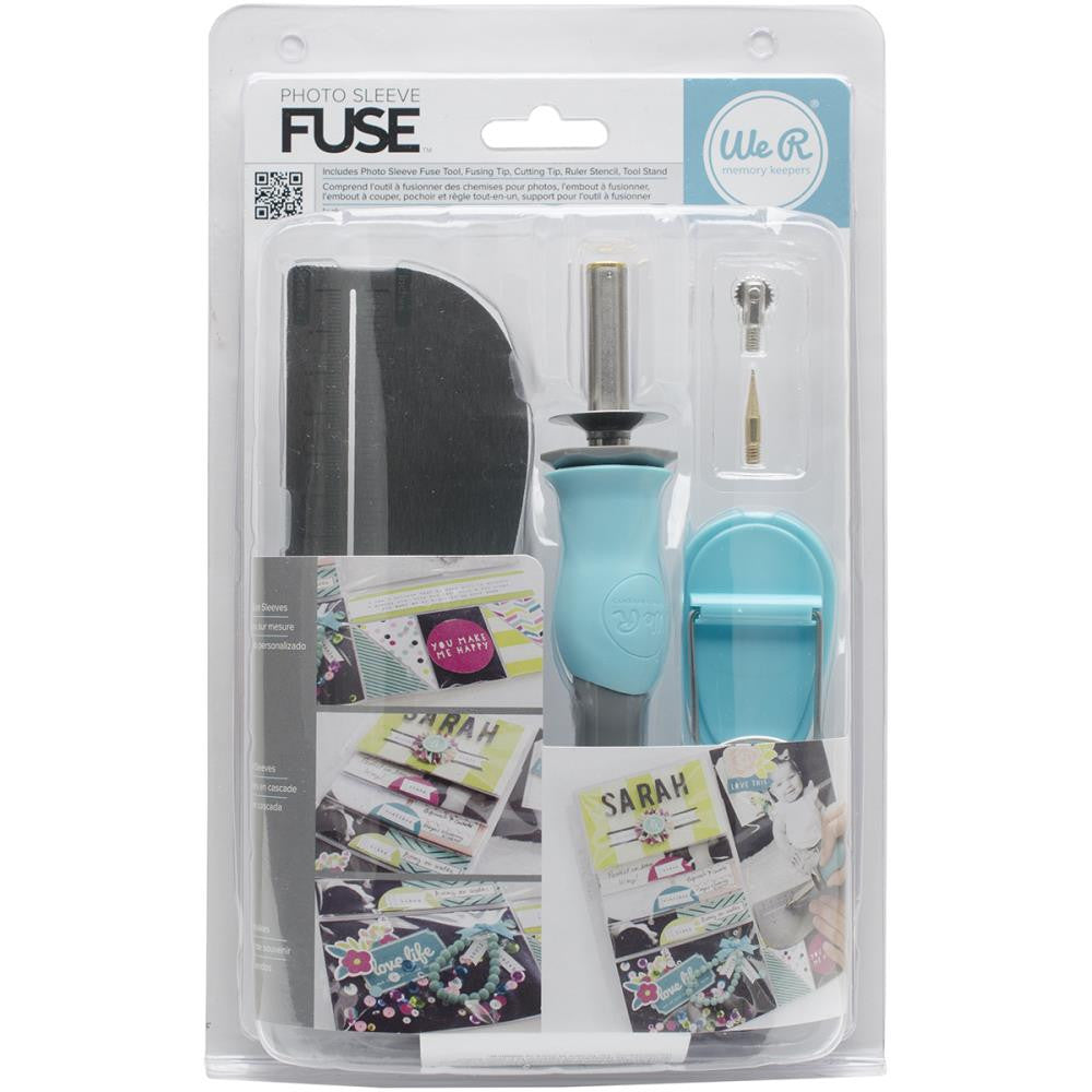 We R Memory Keepers - Photo Sleeve Fuse Tool