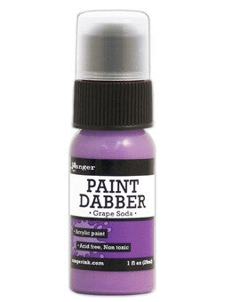 Ranger Acrylic Paint Dabber 1oz - Grape Soda