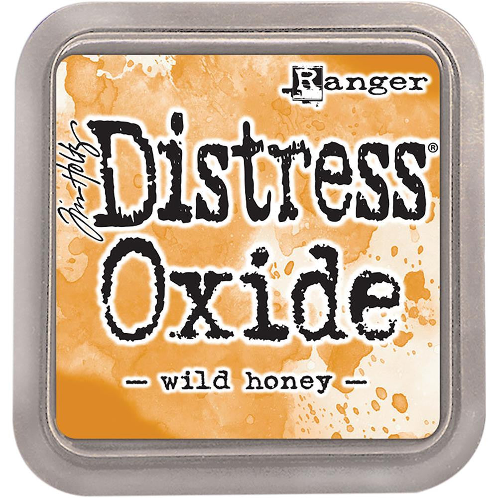 Tim Holtz - Ranger Distress Oxide Ink Pad - Wild Honey