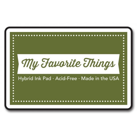 "My Favorite Things Hybrid Ink Pad 3"" x 2"" - Jellybean Green"