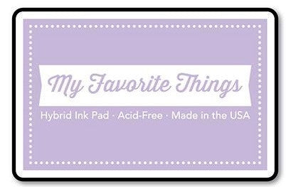 "My Favorite Things Hybrid Ink Pad 3"" x 2"" - Wild Wisteria"