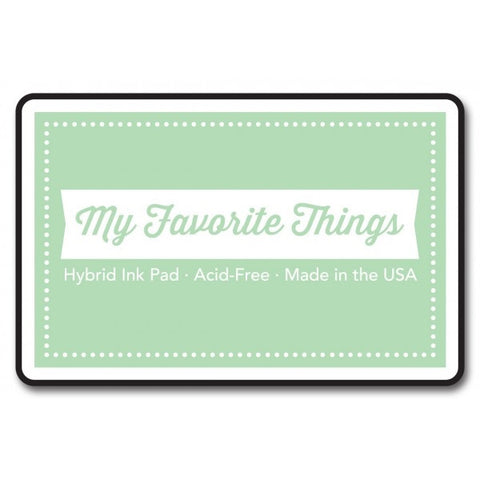 "My Favorite Things Hybrid Ink Pad 3"" x 2"" - Spearmint"