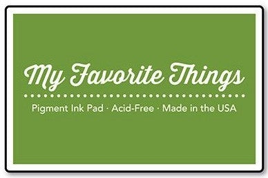 "My Favorite Things Hybrid Ink Pad 3"" x 2"" - Gumdrop Green"