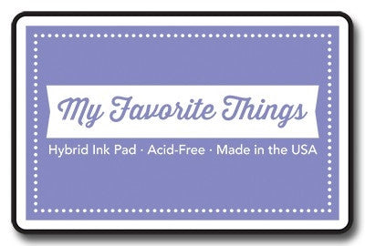 "My Favorite Things Hybrid Ink Pad 3"" x 2"" - Lavender Fields"