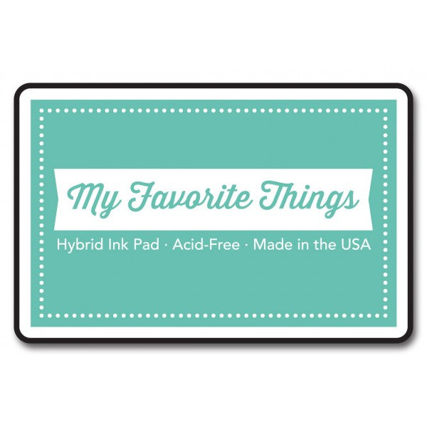 "My Favorite Things Hybrid Ink Pad 3"" x 2"" - Blu Raspberry"