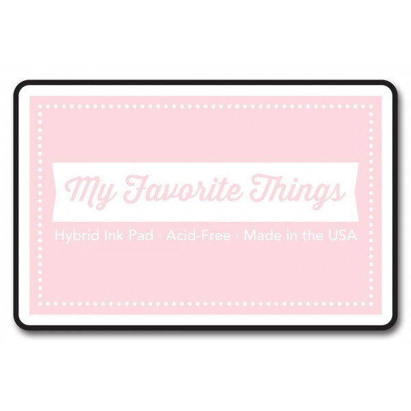 "My Favorite Things Hybrid Ink Pad 3"" x 2"" - Pink Lemonade"