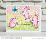 My Favorite Things - Die-namics - Sow Much Cuteness (coordinates with Sow Much Cuteness Stamp Set)