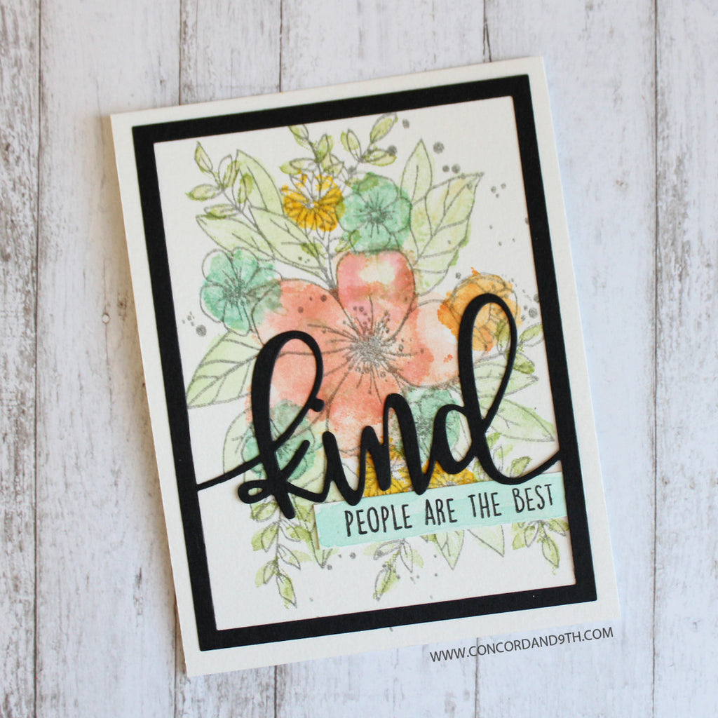 Concord & 9th - Stamp Set - Kindhearted
