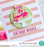 "Reverse Confetti - 4"" x 6"" Stamp Set - Celebrations"