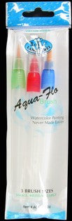 Royal Langnickel - Aqua-flo Water Brush (3/pkg)