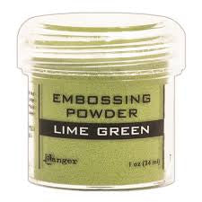 Ranger - Embossing Powder - Lime Green