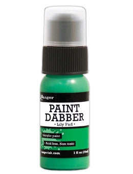 Ranger Acrylic Paint Dabber 1oz - Lily Pad