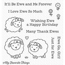 My Favorite Things -Ewe and Me Forever