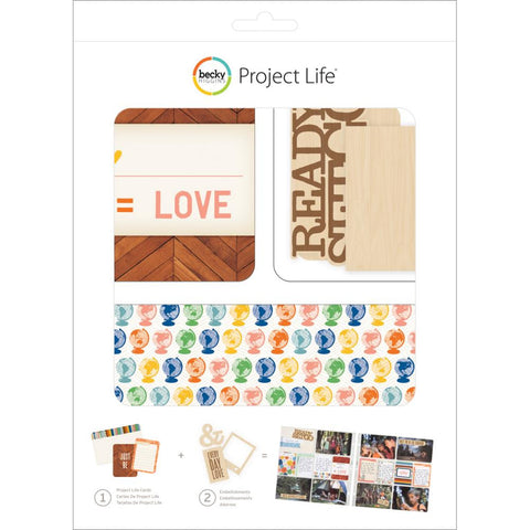 Project Life Mini Kit - Ready Set Go