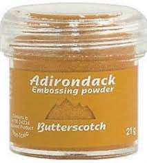 Adirondack - Embossing Powder - Butterscotch
