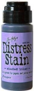 Ranger Tim Holtz Distress Stain 1oz - Shaded Lilac