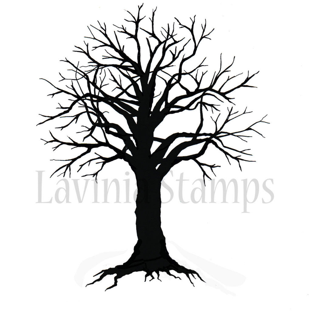 Lavinia Stamps -  Spooky Tree