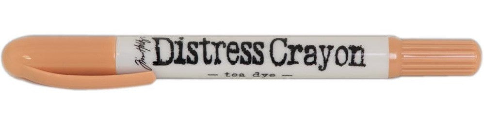 Ranger - Tim Holtz Distress Crayons - Tea Dye