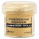 Ranger Embossing Powder 1oz Jar - Princess Gold