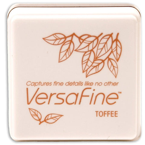 Tsukineko, VersaFine Pigment Small Ink Pad - Toffee