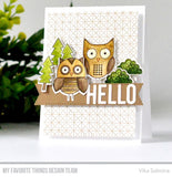 My Favorite Things - Die-Namics - For Owl You Do