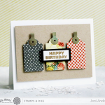 Waffle Flower - Stamp Set - Surface Tag