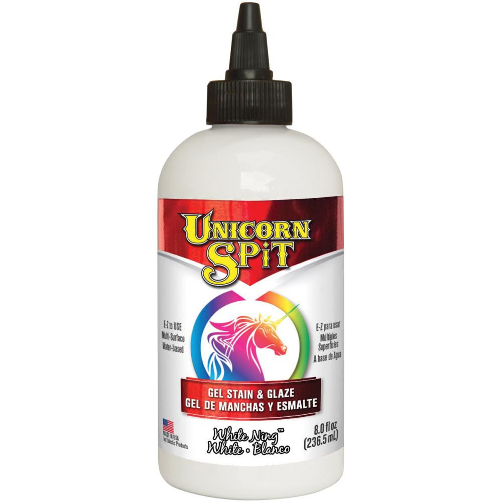 Unicorn Spit Wood Stain & Glaze 8oz  (10 Different Colors)