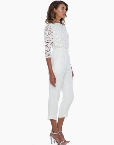 Amed Lace Jumpsuit