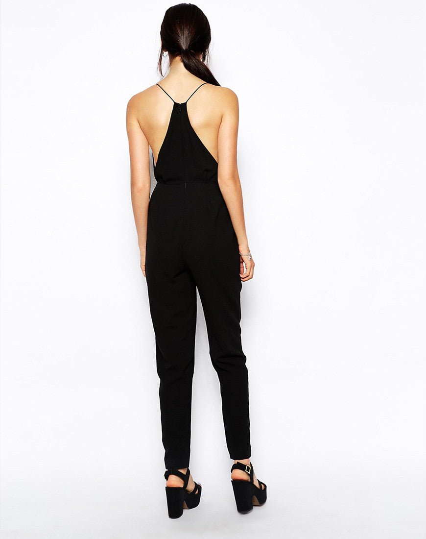 Finders Keepers Jumpsuits & Playsuits 'Midnight' Jumpsuit [product_tags] - 25Ten & Co Boutique