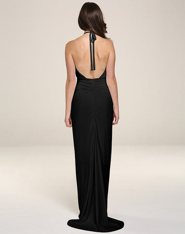 Erin Maxi Dress - Black