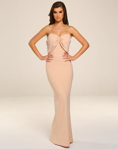 Honor Gold Dresses Mila Maxi Dress - Blush [product_tags] - 25Ten & Co Boutique