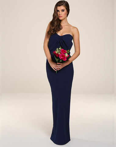 Mila Maxi Dress - Navy