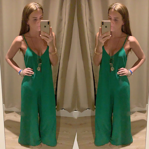 Emerald Bella Jumpsuit