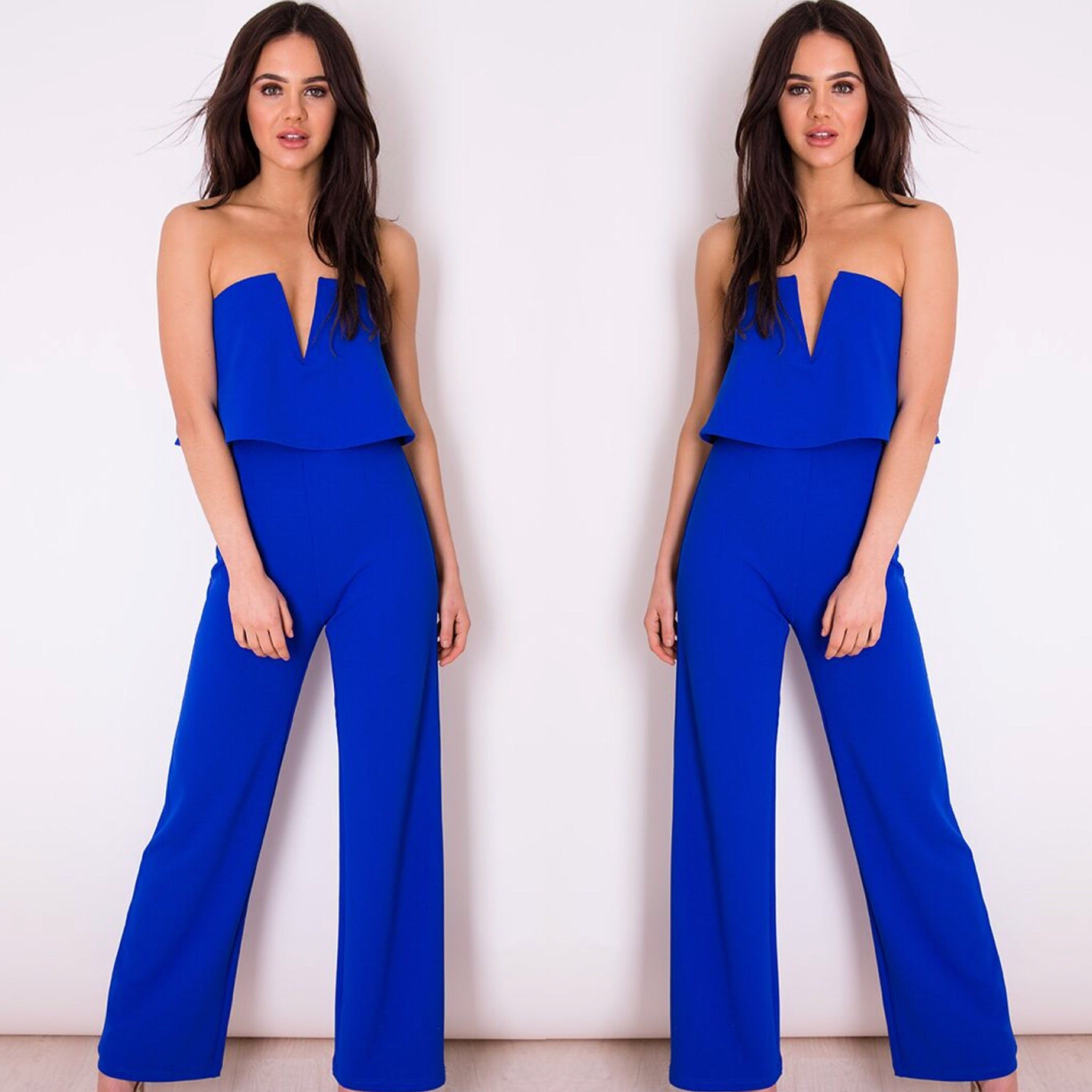 25Ten & Co Boutique Jumpsuits & Playsuits Alice Bandeau Jumpsuit [product_tags] - 25Ten & Co Boutique