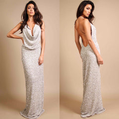 Rebecca Rhoades Dresses Khloe Sequin Dress [product_tags] - 25Ten & Co Boutique