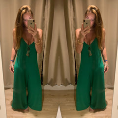 25Ten & Co Boutique Jumpsuits & Playsuits Emerald Bella Jumpsuit [product_tags] - 25Ten & Co Boutique