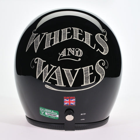 Davida Ninety Two Helmet - Wheels and Waves - Davida Helmets