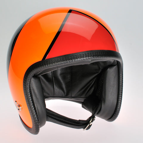 Davida Ninety Two Helmet - RB Houston - MOTORCYCLE GEAR 9MC