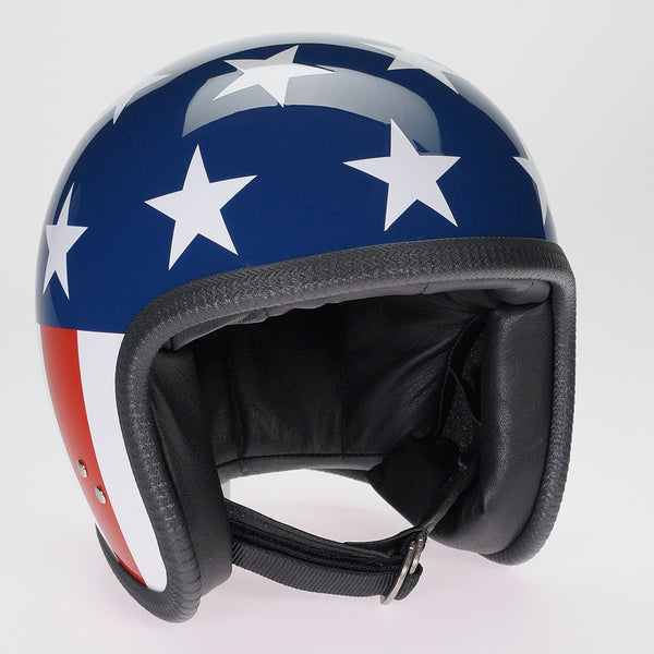 Davida Ninety Two Helmet - Stars and Stripes - Davida Helmets